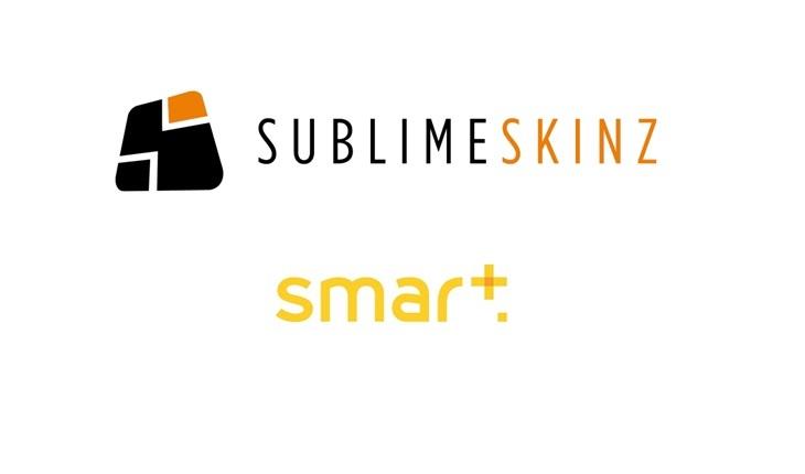 Sublime Skinz et Smart