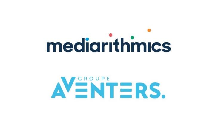 mediarithmics et le groupe aventers