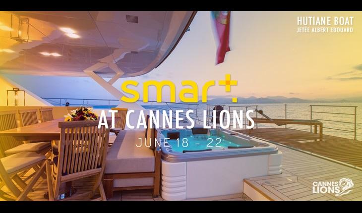 Smart aux Cannes Lions 2018