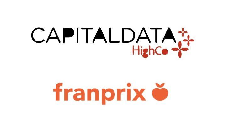 CapitalData et Franprix