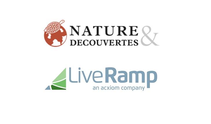 LiveRamp et Nature & Découvertes