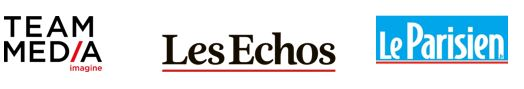 Les Echos, LeParisien, Team Media