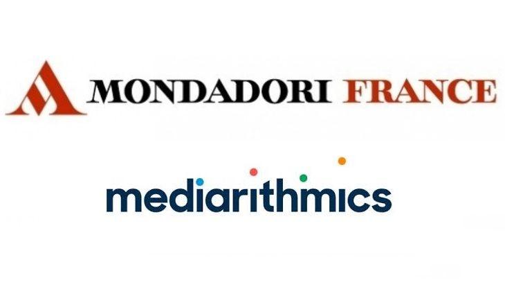 Mondadori et mediarithmics