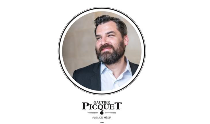 Gautier Picquet, Publicis Média