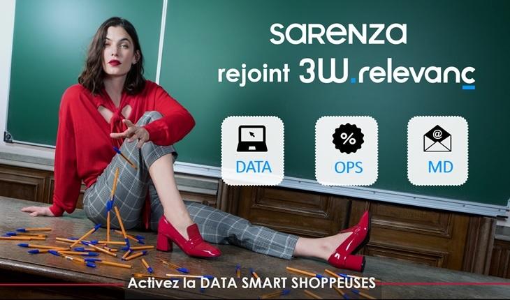 Sarenza et 3w.relevanC