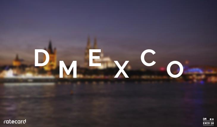Temps forts de Dmexco 2018