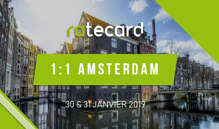 Rencontres Editeurs à Amsterdam