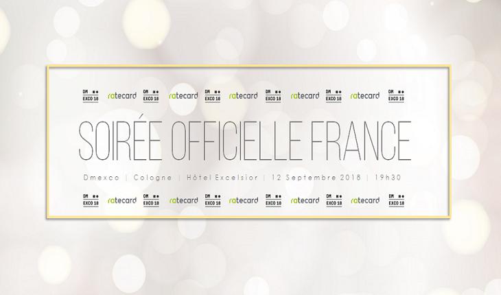 Soirée officielle France