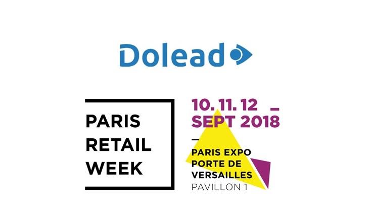 Dolead à la Paris Retail Week 2018