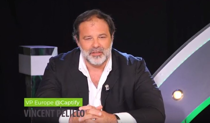 Vincent Pellilo, Captify