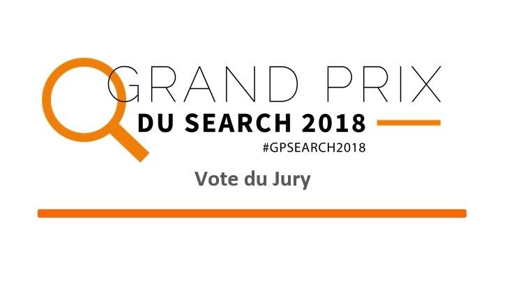 Grand Prix du Search 2018