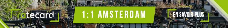 Rencontres Editeurs 2019 à Amsterdam