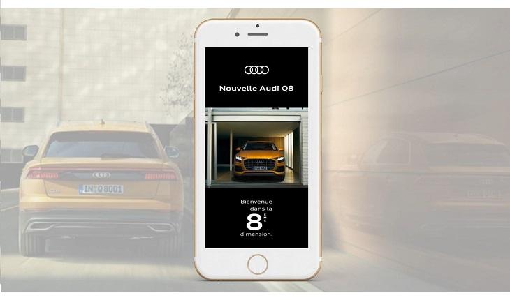 Audi et Adikteev