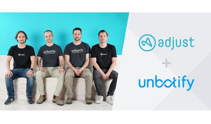 Adjust fait l'acquisition d'unbotify