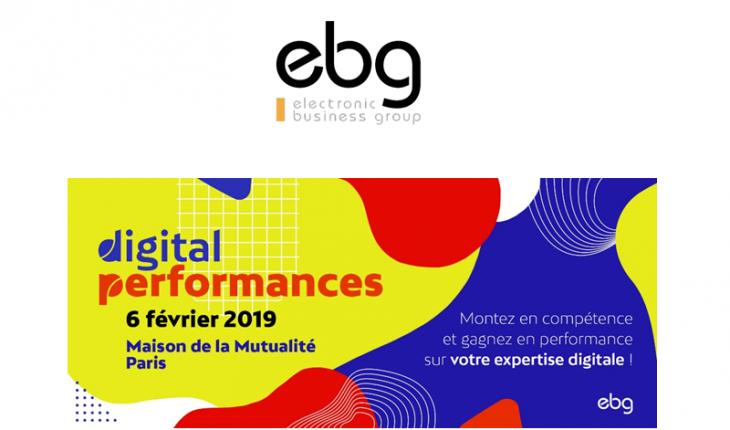Digital Performance 2019 de l'EBG