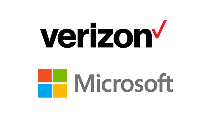 Verizon Media et Microsoft