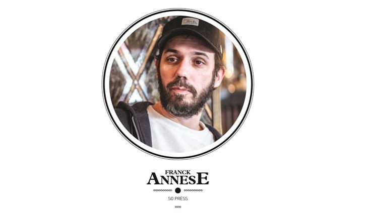 Franck Annese, SoPress
