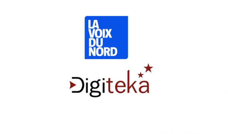 La voix du Nord Digiteka