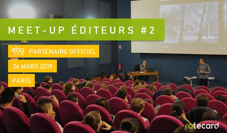 MeetUp Editeurs