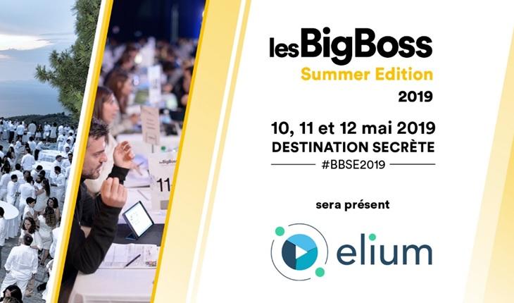 Elium au BigBoss 2019