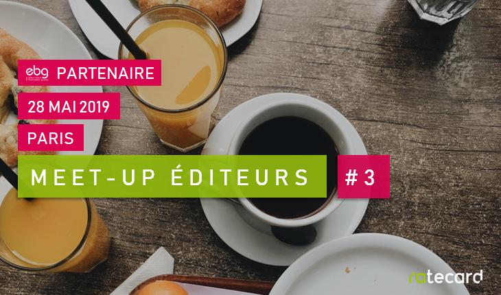 Meet-up éditeurs