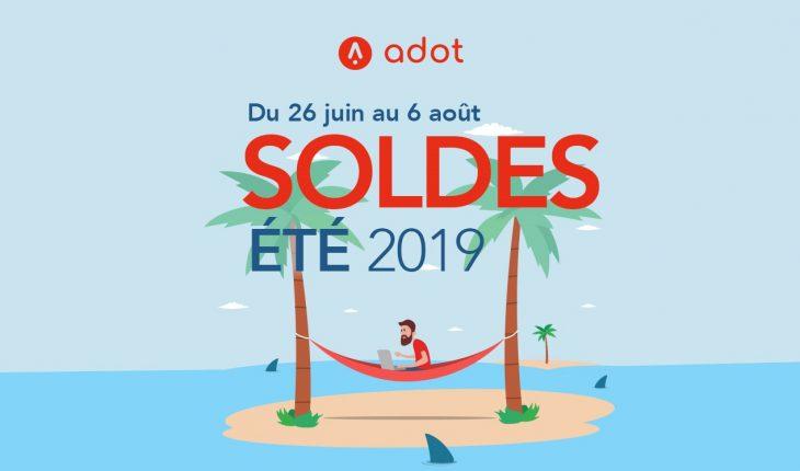 Soldes d'été adot 2019