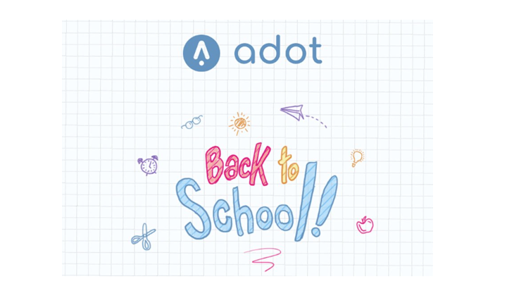 Infographie Adot Back to school 2019