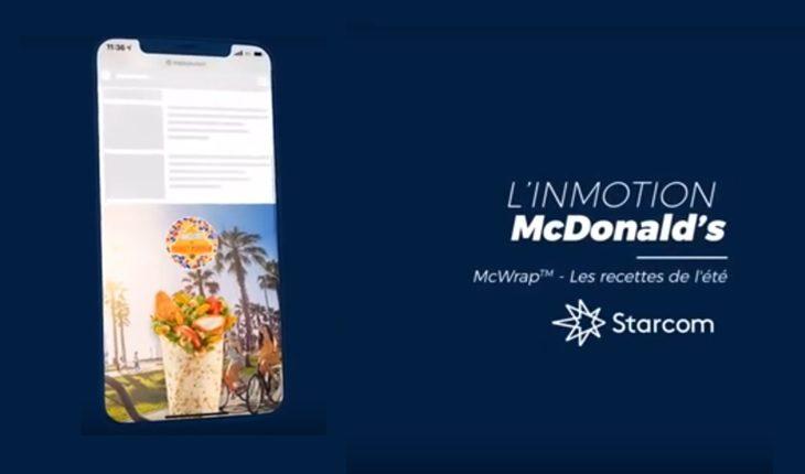 InMotin Mc Donald's