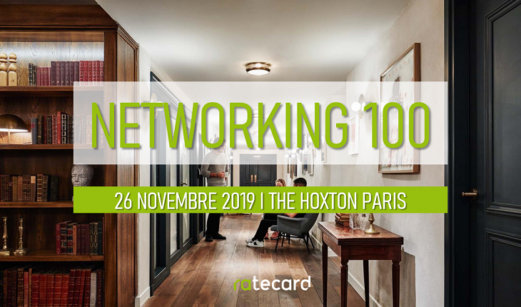 Networking 100 - Ratecard