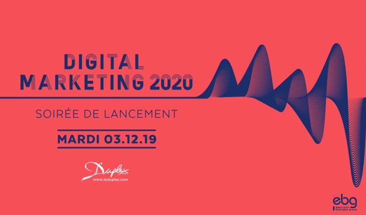Digital Marketing 2020, EBG