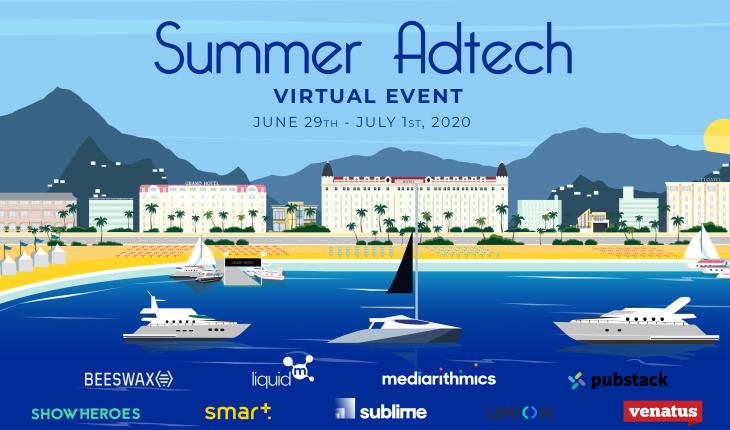 Smart - Summer Adtech Virtual Event