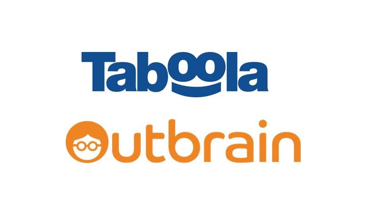 outbrain et Taboola