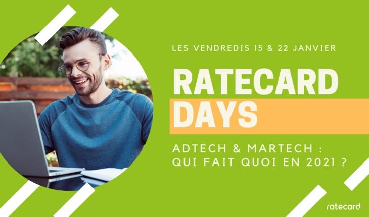 Ratecard Days