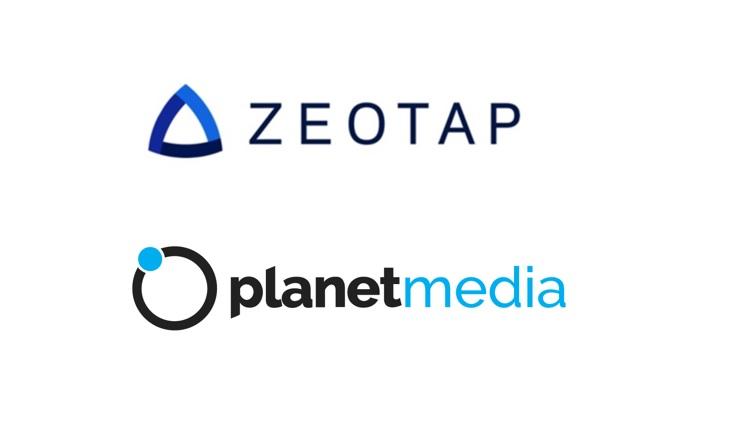Zeotap et Planet Média