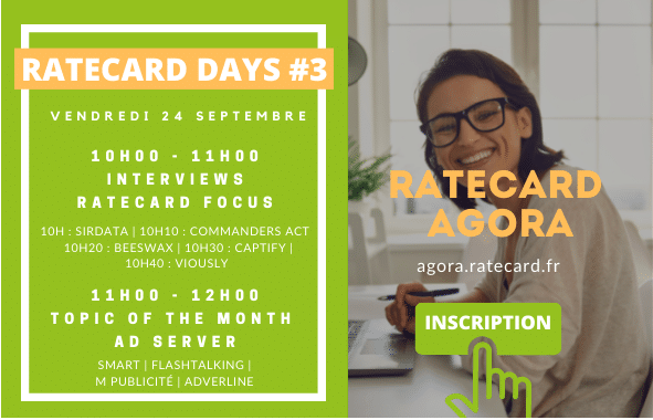 Ratecard Days + Topic of the Month