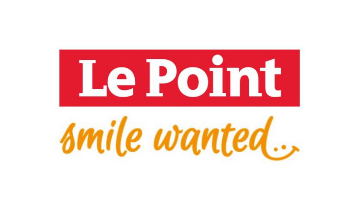 Smile wanted x Le point